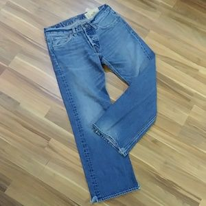 Hollister Button Fly Jeans